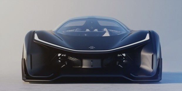 faraday future electric car
