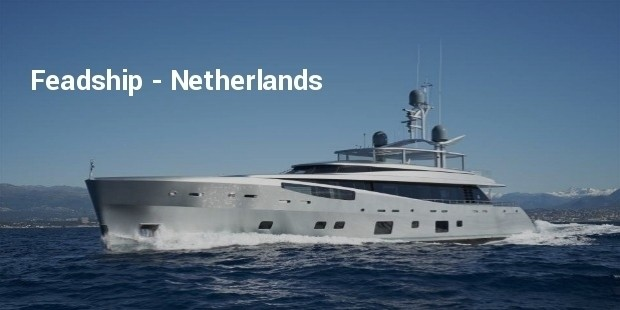 feadship   netherlands