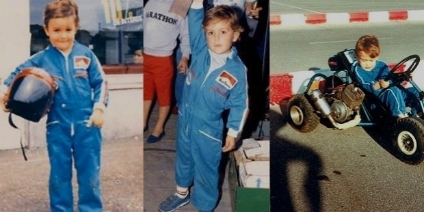 fernando alonso childhood