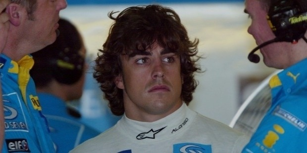 fernando alonso early career