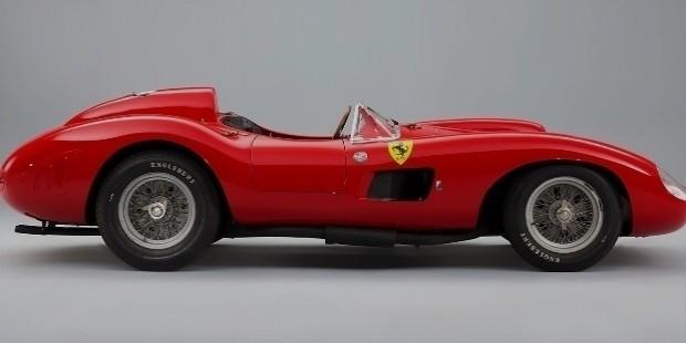 ferrari 335 sport of 1957