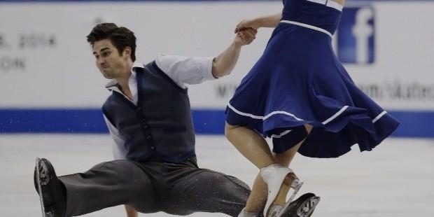 figure skater mistake