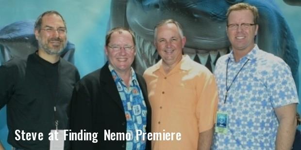 finding nemo premiere