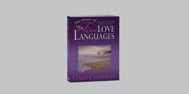 five languages of love book