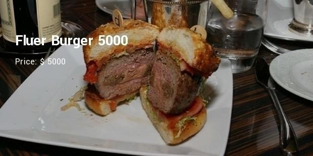 fluer burger