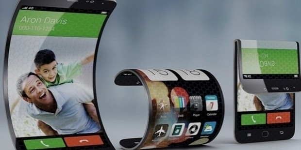 foldable samsung smartphones
