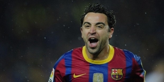 football player xavi hernandez pics