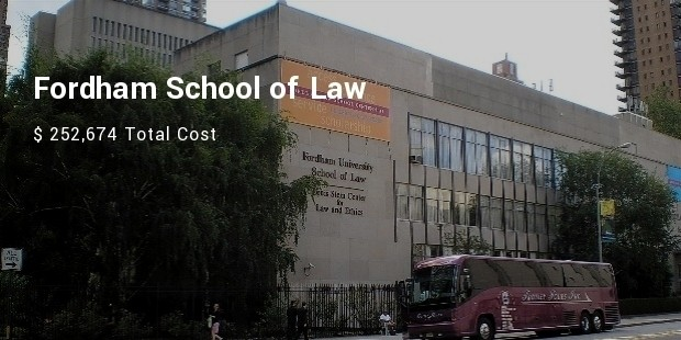 fordham school of law