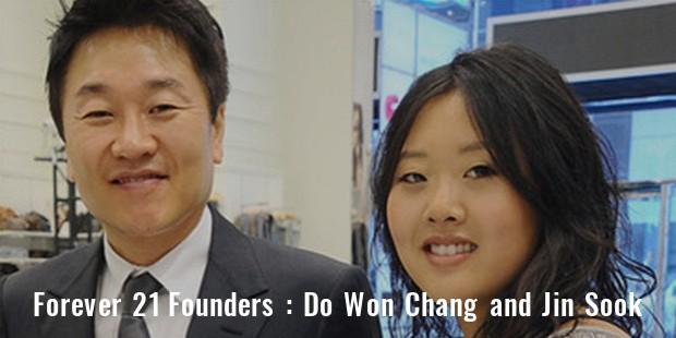 forver 21 founders