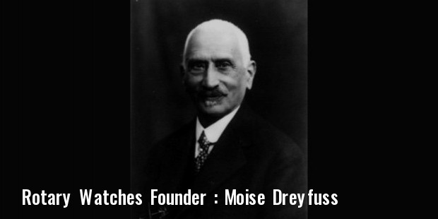 founder rotary atches
