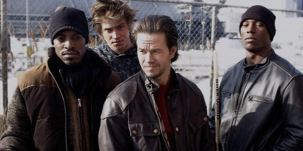 four brothers mark wahlberg