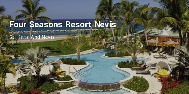 four seasons resort nevis, st