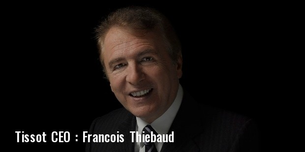 francois thiebaud   ceo tissot