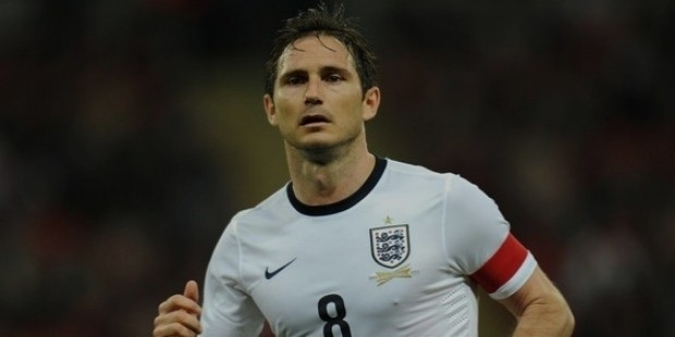 frank lampard england