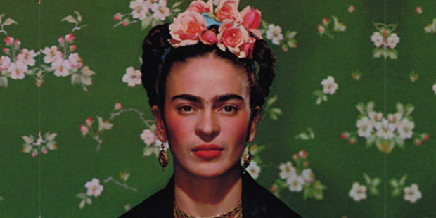 frida kahlo art work