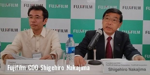 fujifilm corp