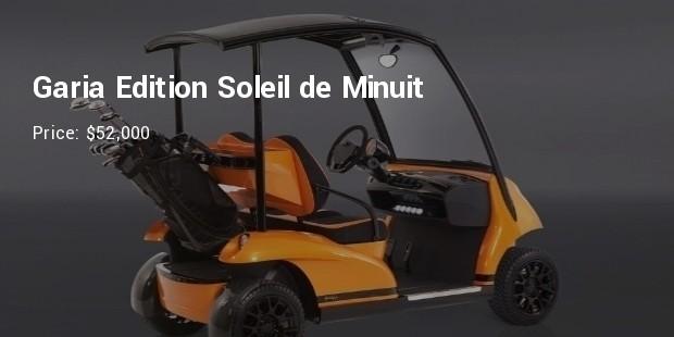 garia edition soleil de minuit