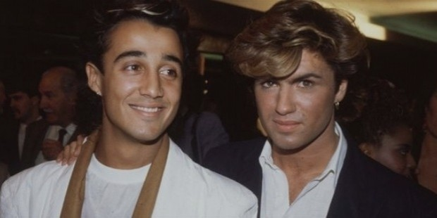 george michael wham band