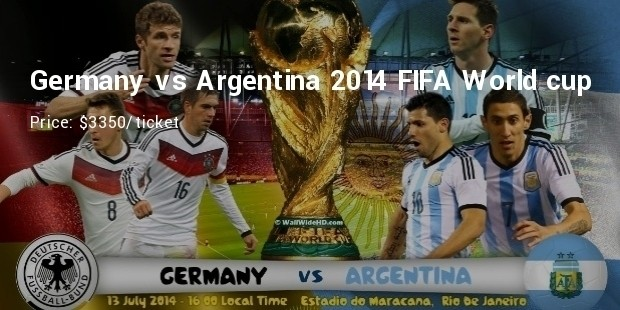 germany vs argentina world cup 2014 final live highlights 13th july 2014