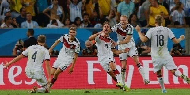 Germany's Franz Beckenbauer