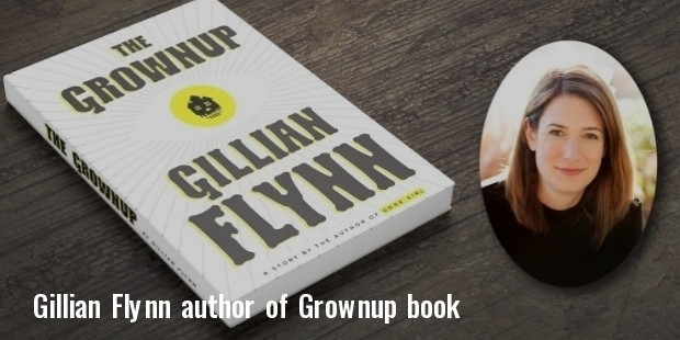 gillian flynn is our author of the month