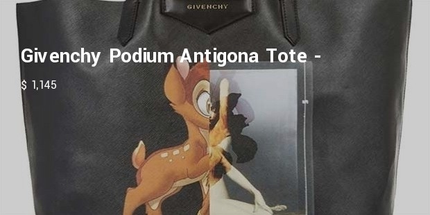 givenchy podium antigona tote