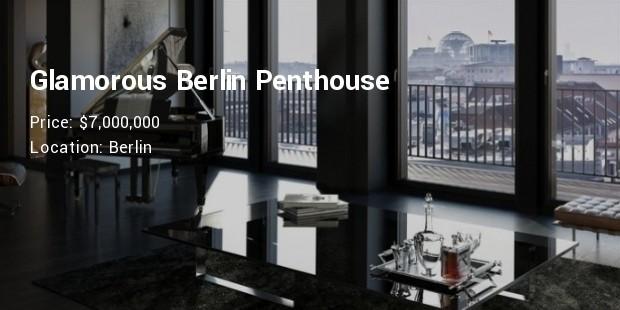 Glamorous Berlin Penthouse