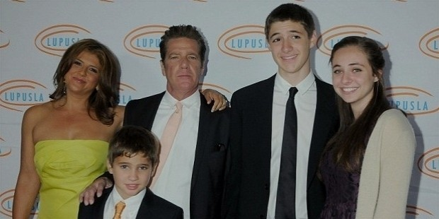 glen frey family