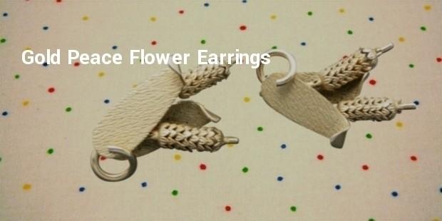 golden ear rings