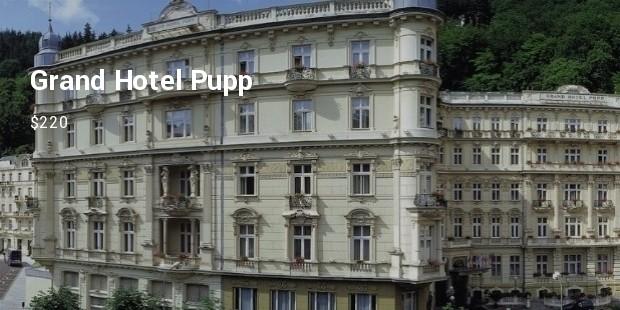 grand hotel pupp prague