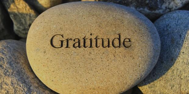 gratitude rock