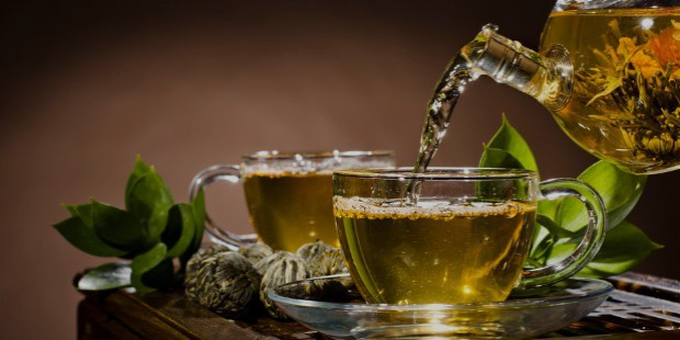 green tea herbal