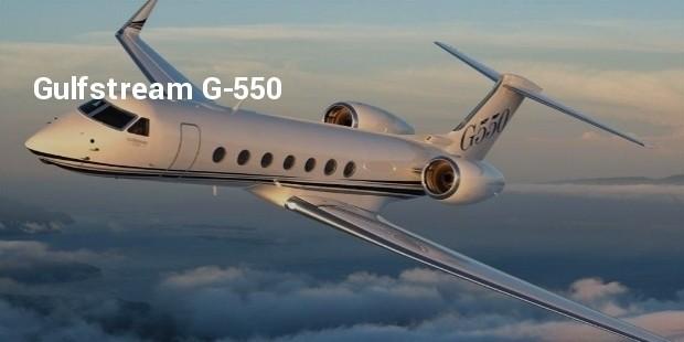 gulfstream aerospace   aircraft   g550