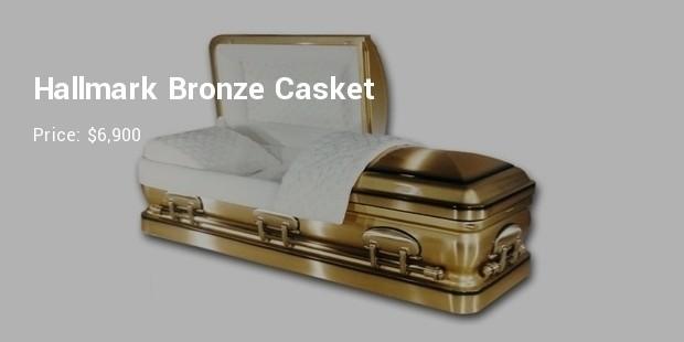 hallmark bronze casket