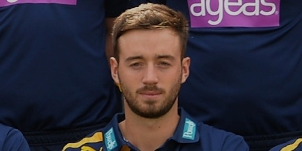 hampshire s james vince during his team s photocall session