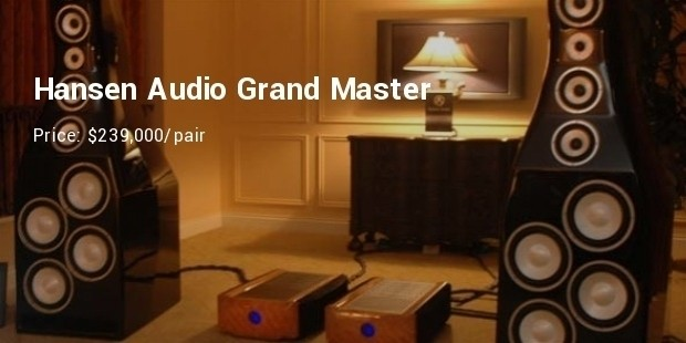 hansen audio grand master