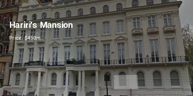 hariri s mansion