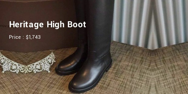 heritage high boot