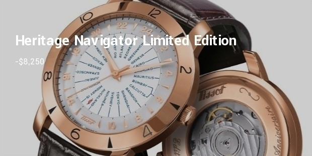 heritage navigator limited edition