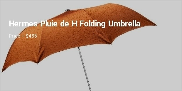 hermes pluie de hfolding umbrella