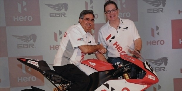 hero motocorp acquisitions
