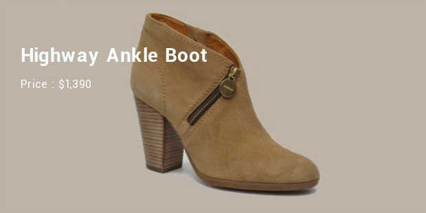 highway ankle boot