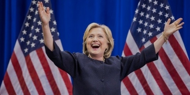 hillary clinton self belief