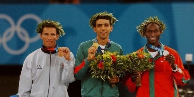 hitchani olymic gold medal