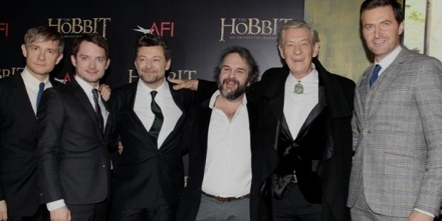hobbit premiere