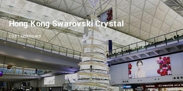 hong kong swarovski crystal