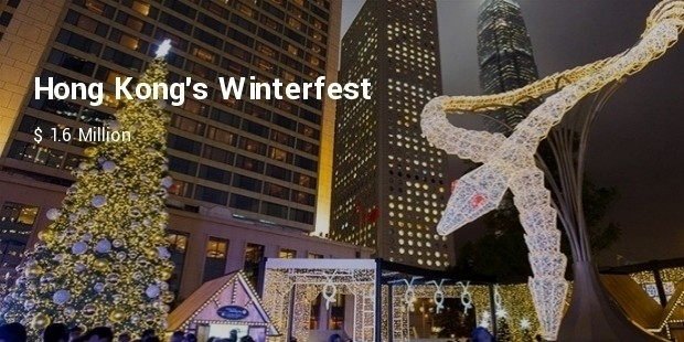 hong kongs winterfest