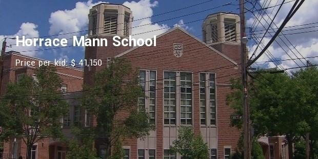 horrace mann school
