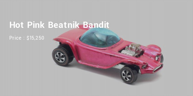 hot pink beatnik bandit