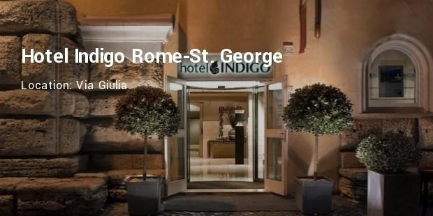 hotel indigo st